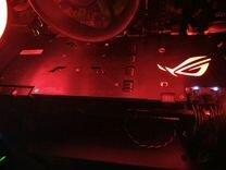 Видеокарта asus ROG strix GTX 1080 gaming OC
