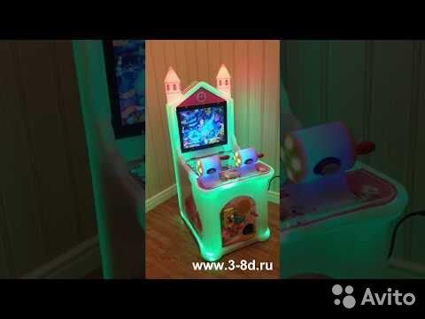 Игровой автомат кекс 2