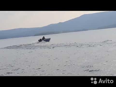 Лодка алюминиевая Виза Алюмакс - 355